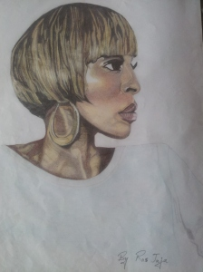 Mary J Blige - Total £6.50 GBP