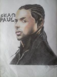 Sean Paul - Total £6.50 GBP